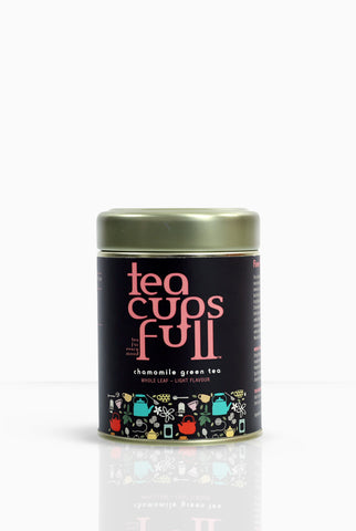 Buy Chamomile Tea; Buy Organic Chamomile Tea Online, Buy Chamomile Green Tea online, Chamomile Tea; Buy Gourmet Tea online, buy gourmet tea gift sets, buy Gourmet tea in Gurgaon, Buy Gourmet tea in Bangalore, Buy Gourmet tea in Hyderabad