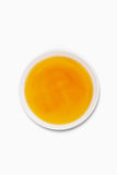 Liquor of Organic Oolong Tea - Teacupsfull, its delicate sweet flavour will energise you