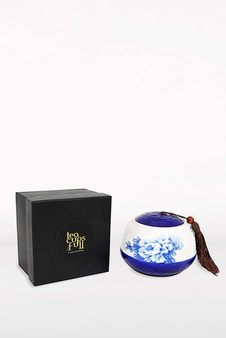 Airtight container for tea, designer air-tight container for tea and coffee, buy teaware and accessories online; Buy Tea Canister, Buy Tea Box,