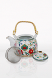 Tea Pot with Strainer - Teacupsfull