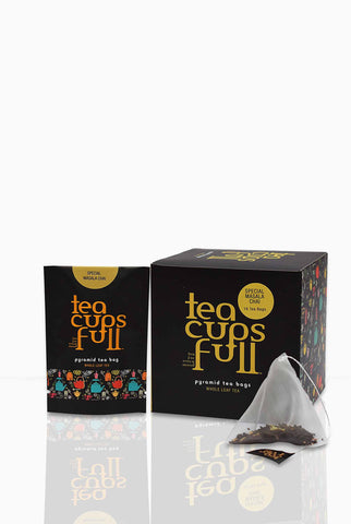 buy Special Masala Chai tea bags, spiced tea, tea bags