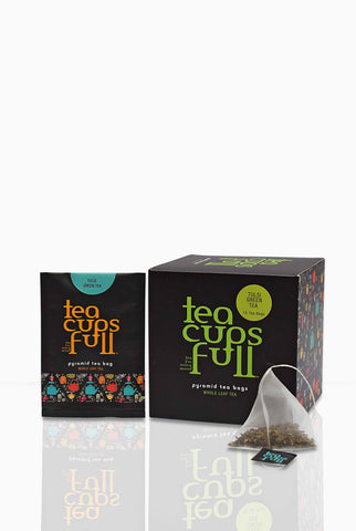 Buy Organic Tulsi Green Tea Bags Online