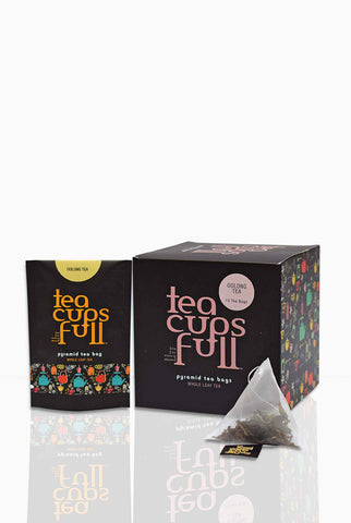 Buy Oolong Tea Bags online