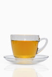 A Cup of Organic Darjeeling Green Tea to Reduce Weight