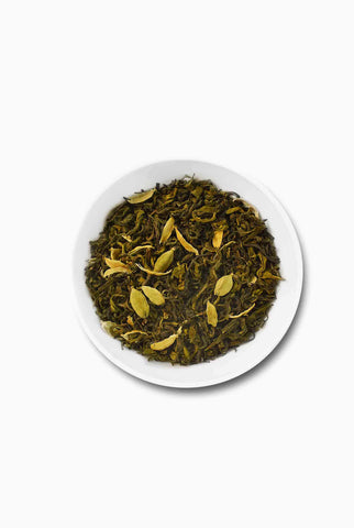 Cardamom Green Tea - Best Green Tea for Weight loss; Best Green tea India