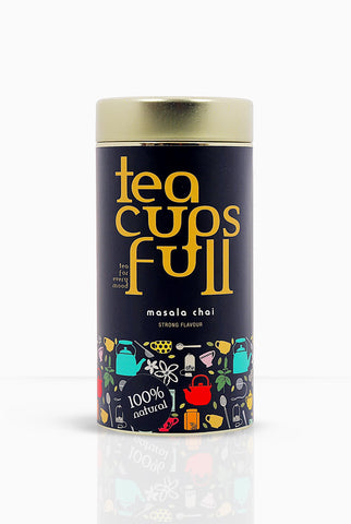 Masala Chai Tea, Spiced Tea Chai - Tea Cups Full, Best Masala Chai in India, Assam Masala Chai, best assam tea brand, best assam tea brand in India, Best Masala Chai in India, Best Masala Chai online