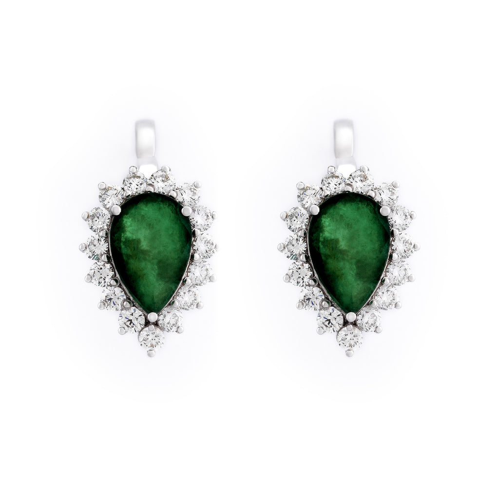 emerald what new s anil arjandas earrings jewels