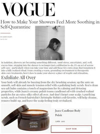 VOGUE: How to Make Your Showers Feel More Soothing in Self-Quarantine
