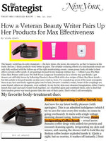 NEW YORK MAGAZINE: How a Veteran Beauty Writer Pairs Up Her Products for Max Effectiveness