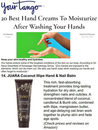 YOUR TANGO : 20 Best Hand Creams To Moisturize After Washing Your Hands