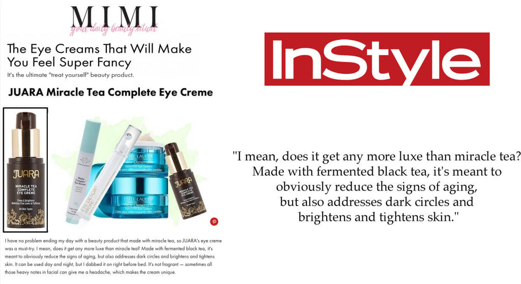 MIMI CHATTER- THE EYE CREAMS THAT WILL MAKE YOU FEEL SUPER FANCY