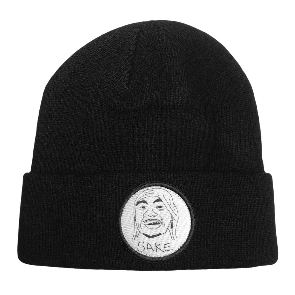RESTOCK! Pirate Beanie in Black