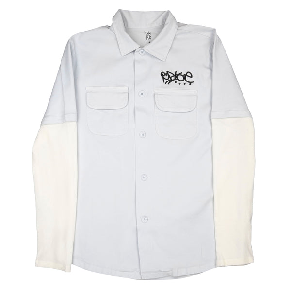 S8 Beach Hybrid Work Shirt