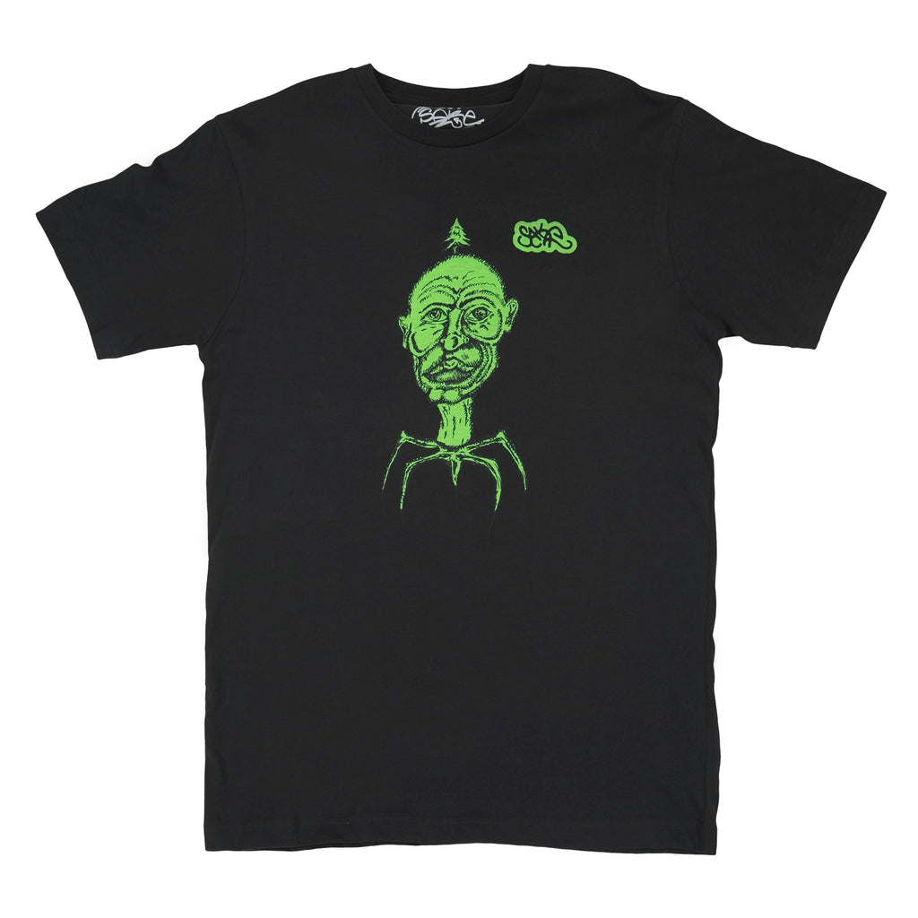 S8 Spiderman Tee Black