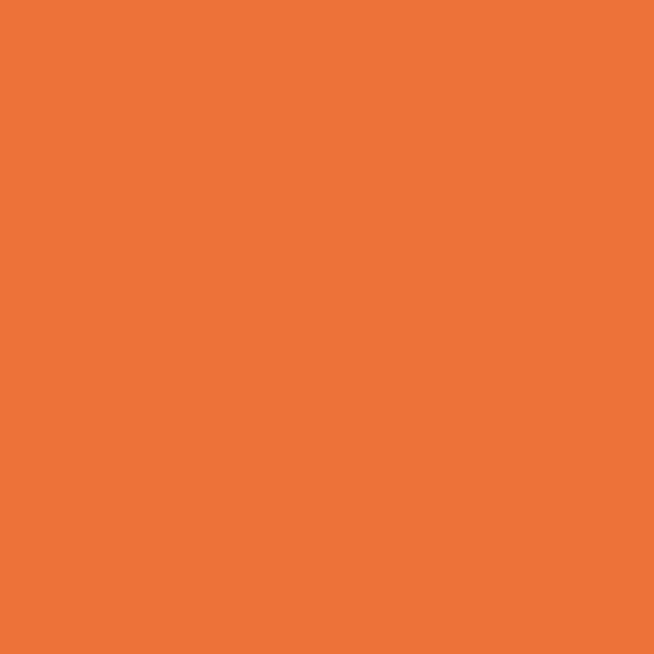 Superior Paper | Back Paper Bright Orange 2.75m