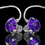 64 Audio A5 Custom made Inner-Ear Monitors, 64 Audio - HeadfiAudio