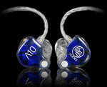 64 Audio A10 Custom made Inner-Ear Monitors, 64 Audio - HeadfiAudio