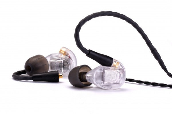 Westone UM Pro 10 1-Driver Inner-Ear Monitors (Clear Version), Westone - HeadfiAudio