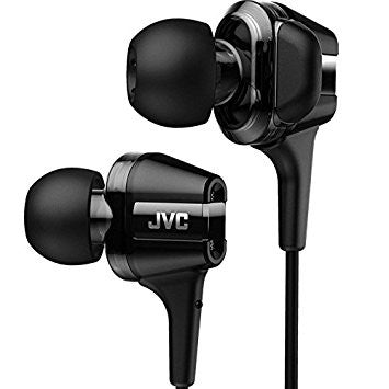JVC HA-FXT100 Canal Type Earphone, JVC - HeadfiAudio
