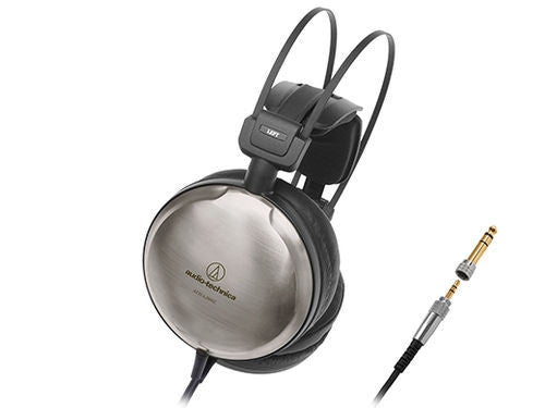 Audio Technica ATH-A2000Z Art Monitor® Closed-Back Dynamic Headphones, HeadfiAudio - HeadfiAudio