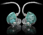 64 Audio A6 Custom made Inner-Ear Monitors, 64 Audio - HeadfiAudio