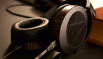 Audeze EL-8 Fluxor Uniforce Planar Magnetic Headphones with Apple and Standard Cable [Open], Audeze - HeadfiAudio