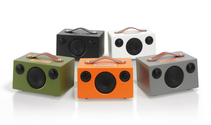 Audio Pro Addon T3 AUP-AT3 Active Speakers (White/ Pink/ Grey/ Black/ Orange/ Green), Audio Pro - HeadfiAudio