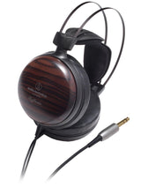 Audio Technica ATH-W5000 Raffinato Wooden Dynamic Headphone, Audio Technica - HeadfiAudio