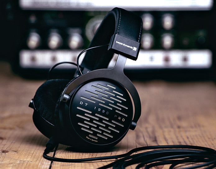 Beyerdynamic DT 1990 Pro Tesla studio reference headphones for mixing and mastering (open), Beyerdynamic - HeadfiAudio