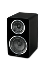 Wharfedale Diamond Active 1 (A1) Bookshelf-Size Hi-Fi Stereo Speakers, Wharfedale - HeadfiAudio