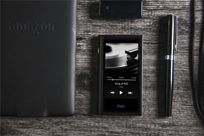 [FiiO] M9 Portable High-Resolution Audio Player, Fiio - HeadfiAudio