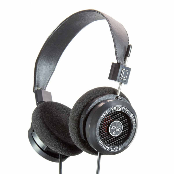 Grado Labs Prestige Series SR80e Headphones, Grado - HeadfiAudio