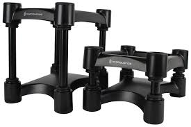 ISOAcoustics ISO-L8R130 Isolation Stands (Pair), IsoAcoustics - HeadfiAudio