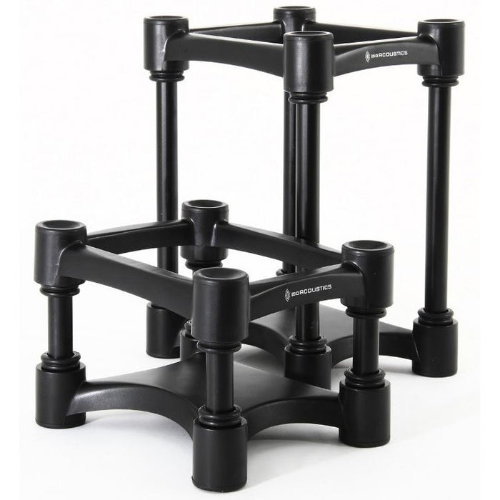ISOAcoustics ISO-L8R155 Isolation Stands (Pair), IsoAcoustics - HeadfiAudio
