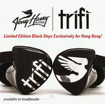 JH Audio 10TH ANNIVERDARY LIMITED EDITION TRIFI BLACK ONYX EARPHONE, JH audio - HeadfiAudio