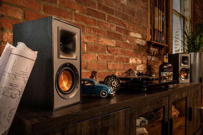 Klipsch R-41PM POWERED SPEAKERS, Klipsch - HeadfiAudio