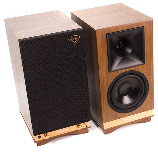 Klipsch the sixes POWERED SPEAKERS, HeadfiAudio - HeadfiAudio