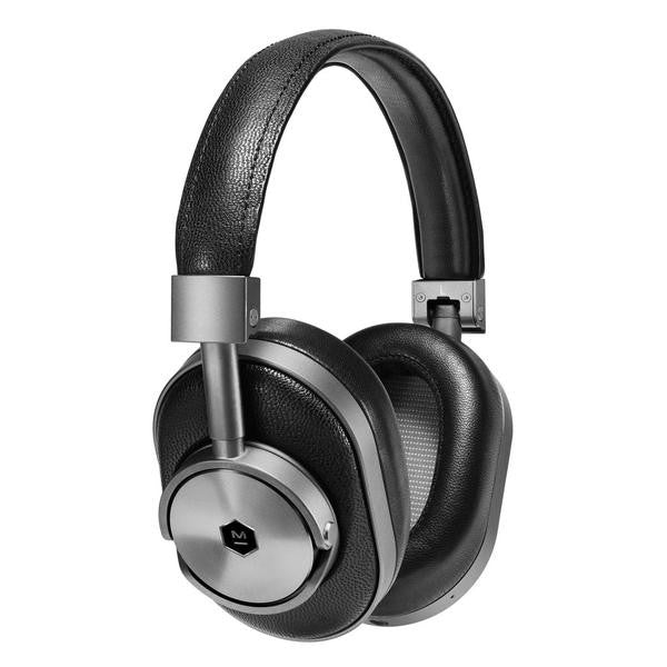 Master and Dynamic MW60G1 Foldable Wireless Over-Ear Headphones (Gunmetal/ Black), Master and Dynamic - HeadfiAudio