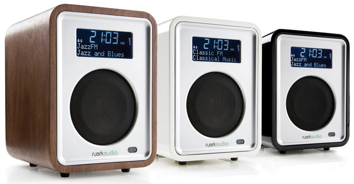 Ruark Audio  R1 MK3 Deluxe Bluetooth Radio (WA/BK/ WH), Ruark Audio - HeadfiAudio