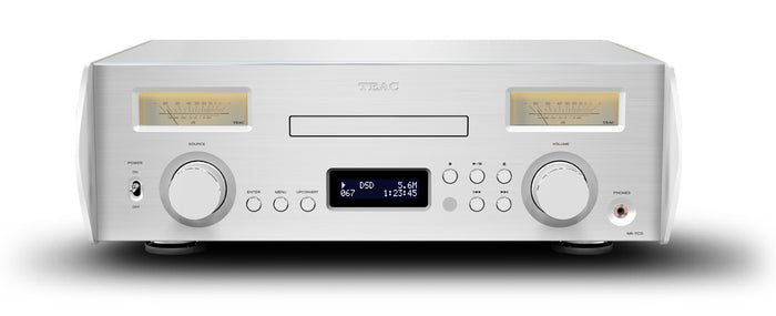 TEAC Network CD player/Integrated amplifier NR-7CD, TEAC - HeadfiAudio