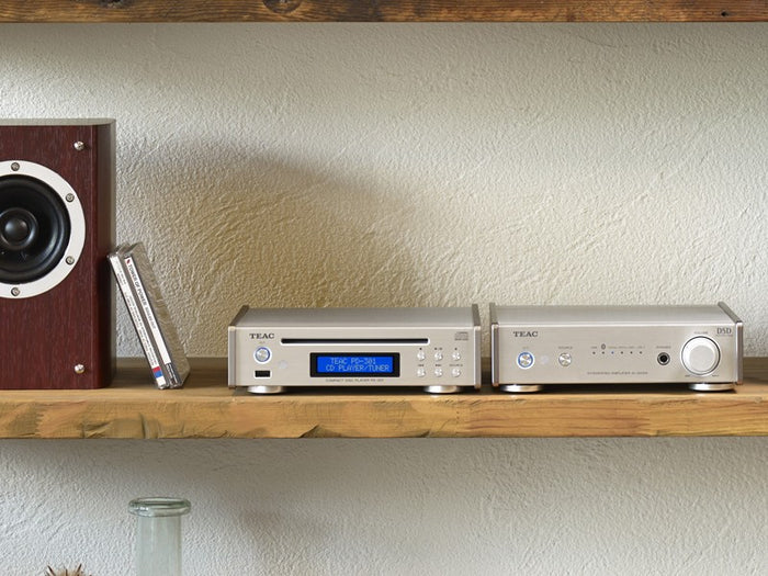 TEAC PD-301 DAB CD Player/ FM tuner, TEAC - HeadfiAudio