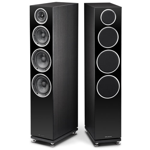 Wharfedale Diamond 240 3-way Floorstanding speaker, Wharfedale - HeadfiAudio