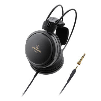 Audio Technica ATH-A550Z Art Monitor® Closed-Back Dynamic Headphones, Audio Technica - HeadfiAudio