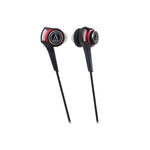 Audio Technica ATH-CKS990iS Solid Bass® In-Ear Headphones with In-line Mic & Control, Audio Technica - HeadfiAudio