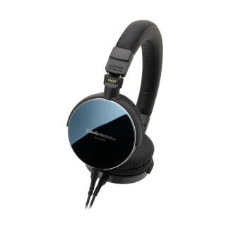 Audio Technica ATH-ES770H Audiophile Earsuit Portable On-Ear Headphones, Audio Technica - HeadfiAudio