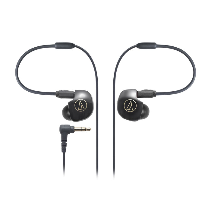Audio Technica ATH-IM04 4-Driver BA Inner-Earphone, Detachable Cable, Audio Technica - HeadfiAudio