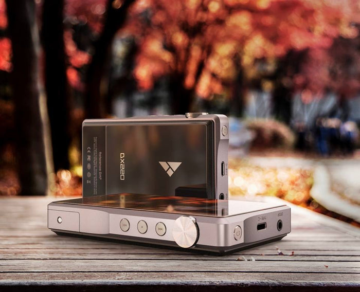iBasso DX220 Reference Digital Music Player, iBasso - HeadfiAudio