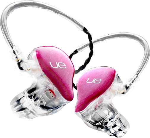 Ultimate Ears UE Vocal Reference Monitors, Ultimate Ears - HeadfiAudio