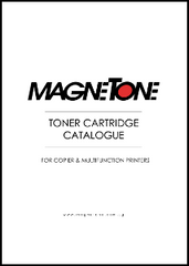 Toner Cartridge Catalogue