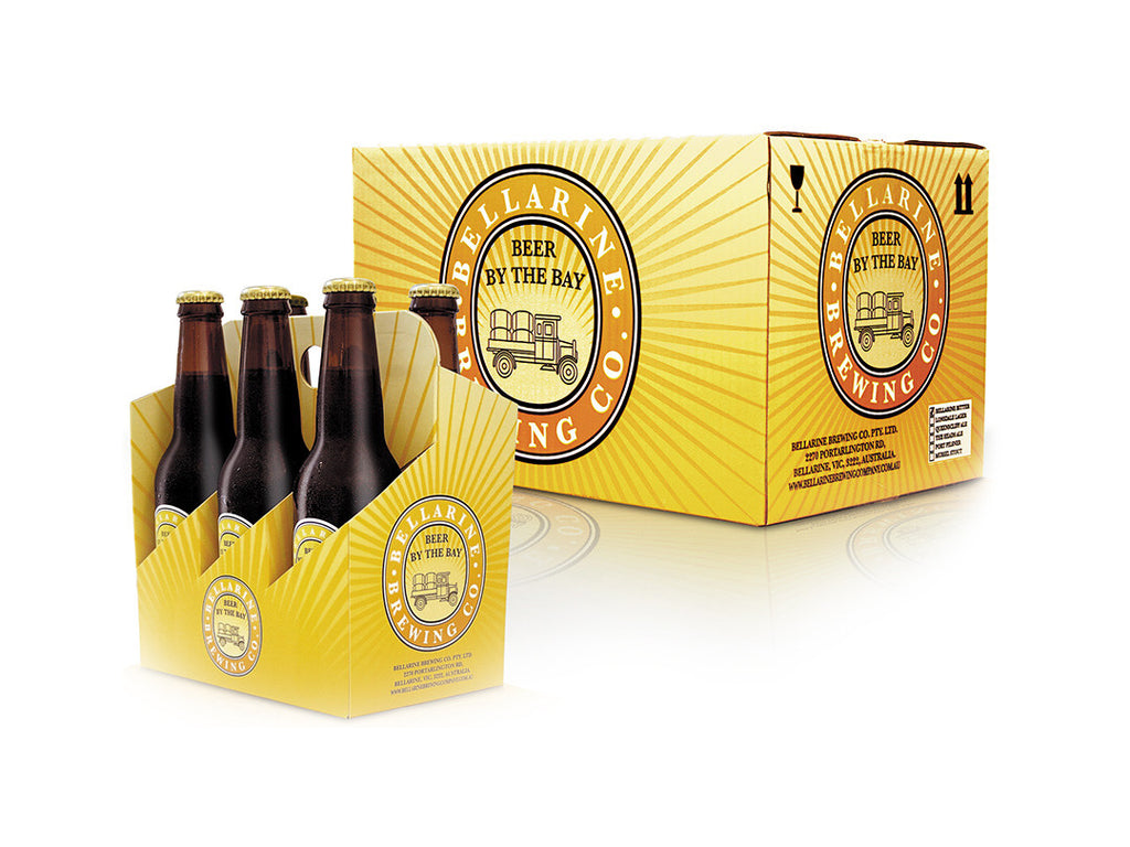 THE HEADS (IPA) ALE CARTON (24X330ML)
